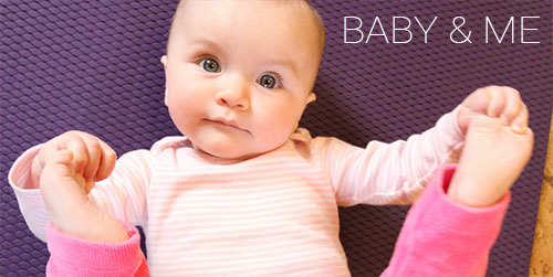 Baby and Me Classes