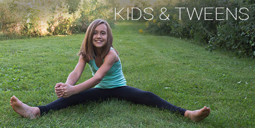 Kids and Tweens Classes